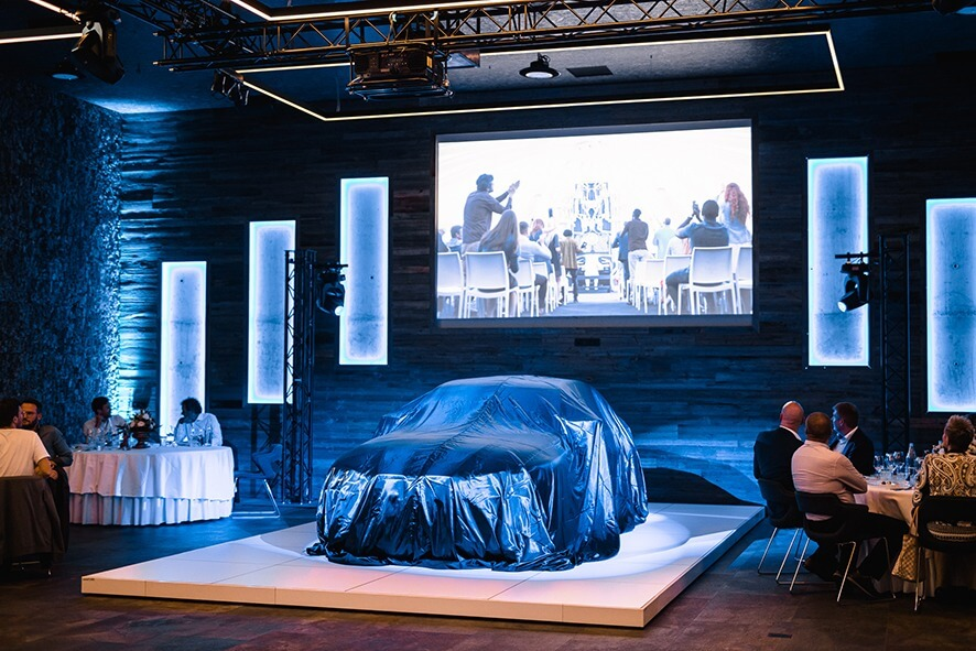 Lancement de M3 et M4 de BMW